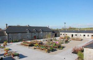 Rockbarton Garden Centre Courtyard